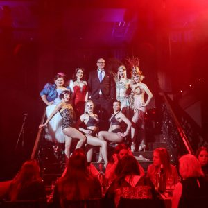 UK's Largest Dinner-Cabaret Experience Opens