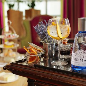 The New Gin Themed Afternoon Tea to Land in Soho