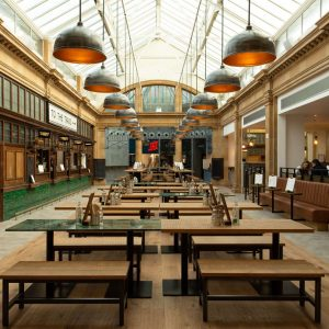 We Review: Market Hall Fulham