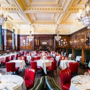 We Review: Simpson's in the Strand