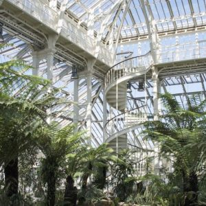 The Largest Victorian Glasshouse Has Reopened