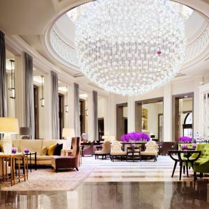 A Tea Without Any Gimmicks: Corinthia's New Afternoon Tea