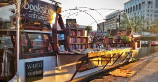 Word on the Water: The London Bookbarge