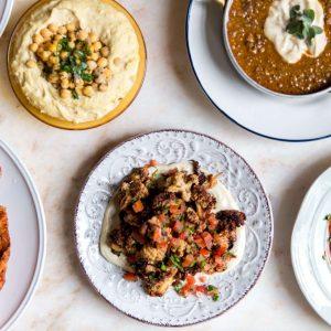 Tel Aviv Café Culture in Hampstead