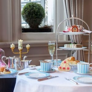 We Review London's Most Popular Afternoon Tea: Tale As Old As Time