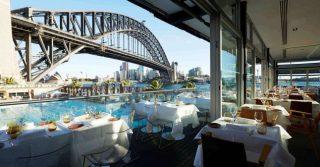 Aqua Dining, Sydney
