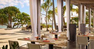 The Beachcomber Café at The Brando, Tetiaroa
