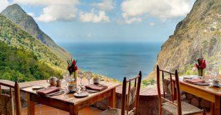 Dasheene, St Lucia