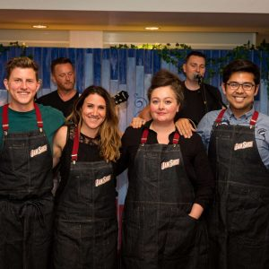MasterChef Finalists Host The Jam Shed Supper Club
