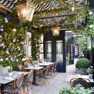 Summer Menus and St Germain Cocktails: We Review Dalloway Terrace