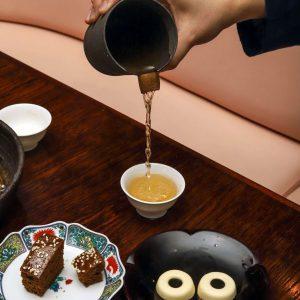 The New Tea-riffic Taiwan Teahouse