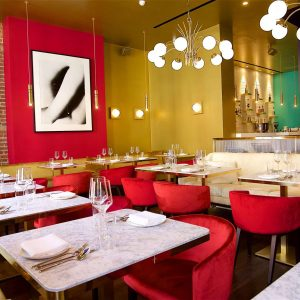 Gazelle Restaurant Leaps into Mayfair