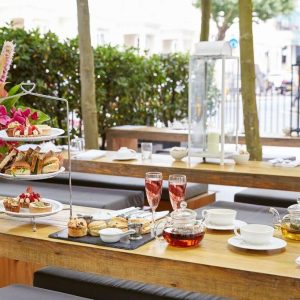 We Review Café Forty One's Vegan Afternoon Tea