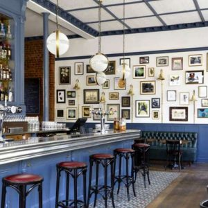 10 London Pubs with Fine Dining