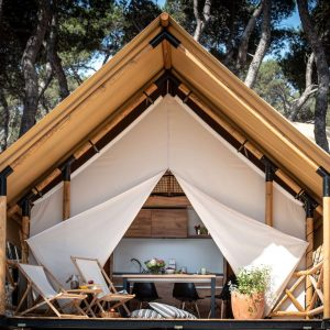 The Ultimate Glamping Experience