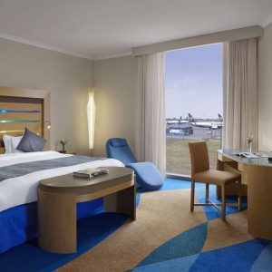 A Hotel For Convenience: Radisson Blu Hotel London Stansted Airport
