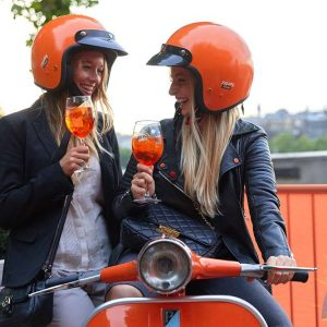 Aperol o'clock Pushes Pimms to the Pavement