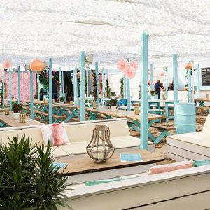 Have a Piña Colada or Two at London's Best Beach Bars