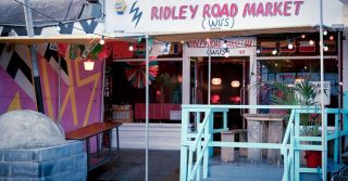 Ridley Road Market Bar