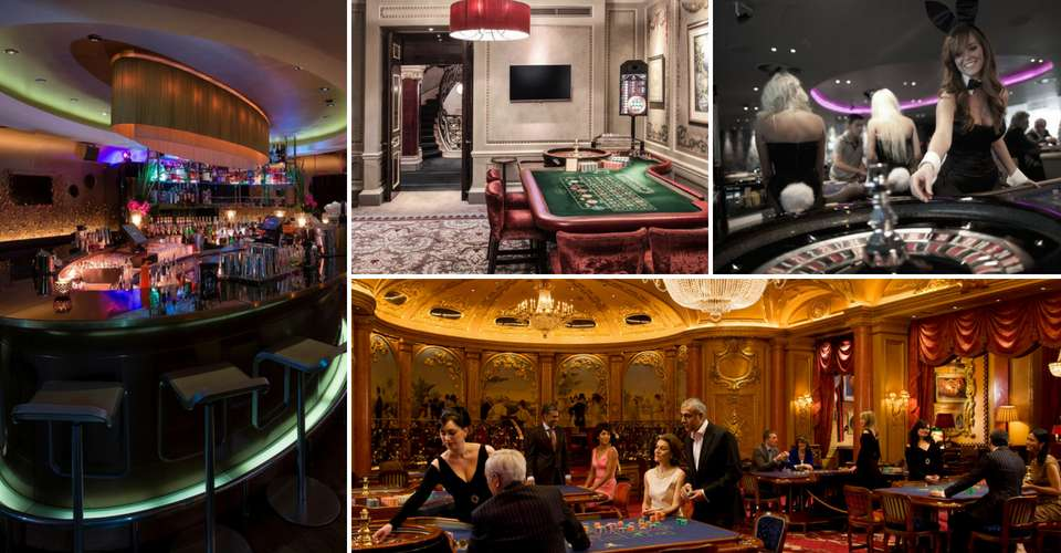 Are You All-In? London's Most Exclusive Casinos