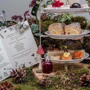 A Midsummer Night's Dream Afternoon Tea at Swan