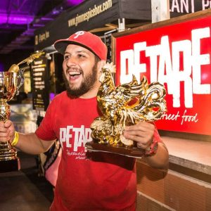 The Ultimate Fried Chicken Championship Returns