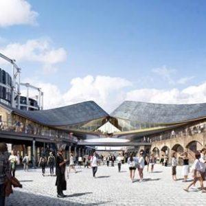 Kings Cross New Shopping District: Coal Drops Yard Open Soon