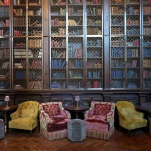 Cosy Up This Autumn at This New Library Bar