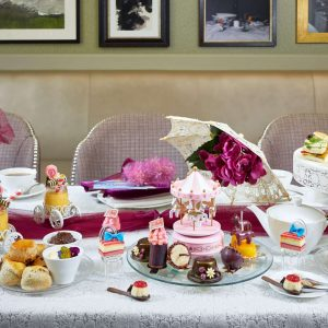 The Afternoon Tea That's Supercalifragilisticexpialidocious