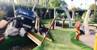 CrazyPutt Adventure Golf
