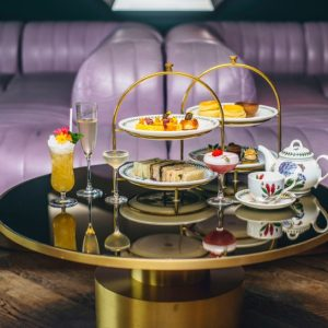 Botanical Inspired Afternoon Tea Launches at Award-Winning Bar