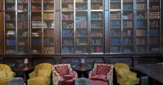Library Bar at The Ned