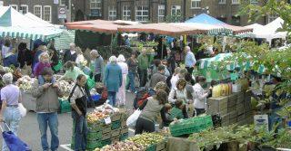 Marlyebone Farmers' Market
