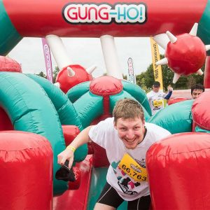 The Monster That'll Make You Jump: The Inflatable Obstacle Course Coming To London