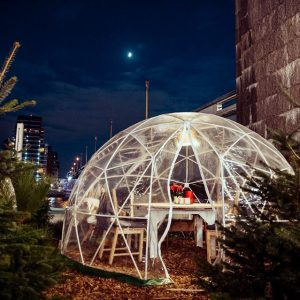 Igloos, Fondues & Skiing: 3 Reasons To Love This Fulham Pop-Up