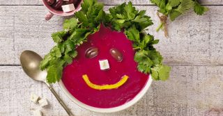 Soup With A Smile