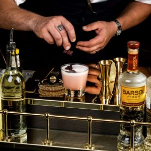 Press To Get Pisco-ed at Flesh & Buns