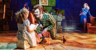 Matilda The Musical, Cambridge Theatre