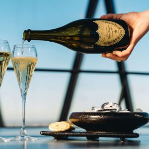 Diamonds and Dom Pérignon at The Gherkin: Is This The Most Decadent Brunch Yet?