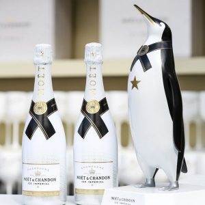 Moët & Chandon Launch a Frozen Garden in the Sky