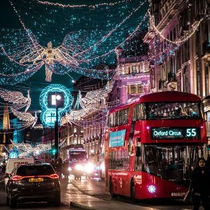 11 Dazzling Spots To See Festive Lights