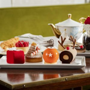 The 5* Christmas Afternoon Tea You Need To Check Out