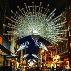 Get On Board The Christmas Light Tour