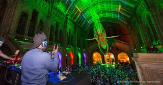Sleepovers And Silent Discos In The Natural History Museum