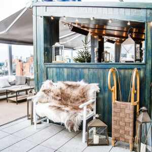 This Rooftop Bar Is Launching Two Winter Terraces Today