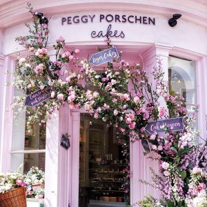 Pretty Sweet! A New Peggy Porschen And Cutter & Squidge To Open