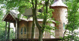 Fernie Castle Treehouse
