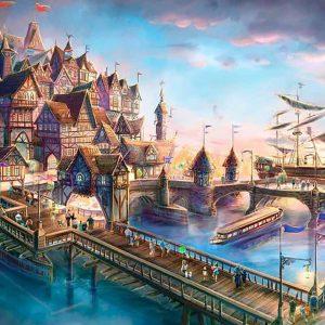 BIG News: London Gets Its Own Version Of Disneyland