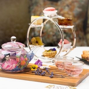 New Year, New Tea: China Tang Launches Its 1st Afternoon Tea