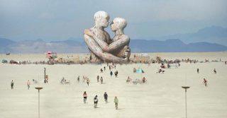 Burning Man, California